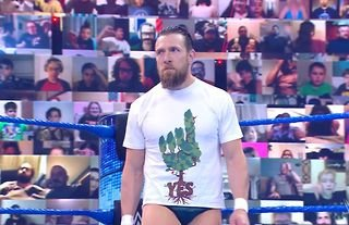 Bryan could be being used as a lure for WWE's potential deal with New Japan