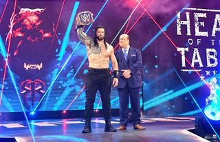The WWE Universe will have to wait a little longer to find out Reigns' next opponent
