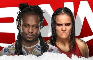 WWE have stacked the card for RAW this week
