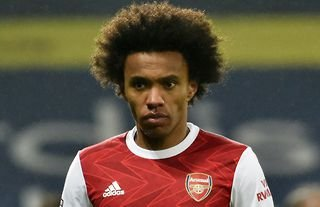 Willian has struggled in the Premier League with Arsenal.