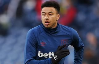 Jesse Lingard has missed out on Gareth Southgate's England squad