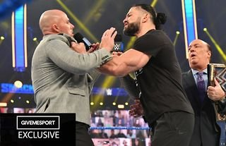 WWE Official Pearce discusses clashing with Reigns