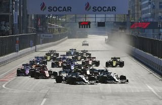 Formula 1 will be returning to Azerbaijan after a year away due to COVID-19