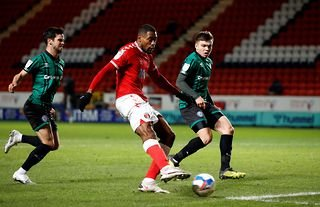 Update surfaces regarding the future of Queens Park Rangers-linked ace Chuks Aneke
