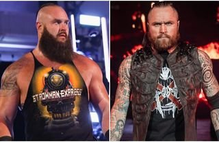 Strowman and Black respond to their shock WWE releases