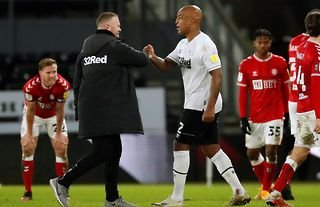 Fresh update surfaces regarding Andre Wisdom's Derby County future