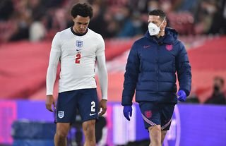 Trent Alexander-Arnold has been ruled out of Euro 2020