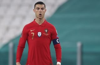 Cristiano Ronaldo is the only European player to have scored more than 100 international goals