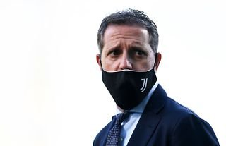 Fabio Paratici was the director of football for Juventus