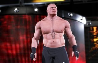 Brock Lesnar is likely to feature in WWE 2K22