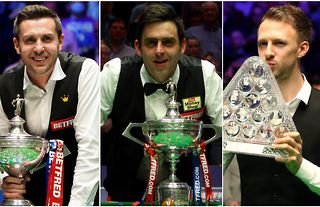 The 10 greatest snooker players in history have been ranked by Barry Hearn