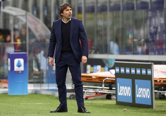 Conte with Inter