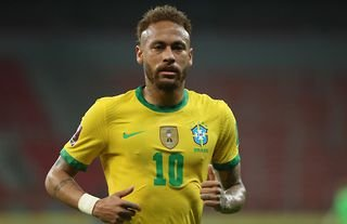 Neymar's record for Brazil is absolutely outrageous