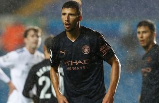 Dias moved to the Premier League with Man City.