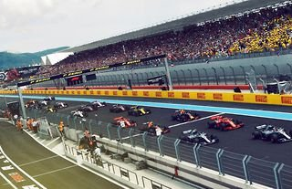 The French Grand Prix is due to take place on 20th June 2021