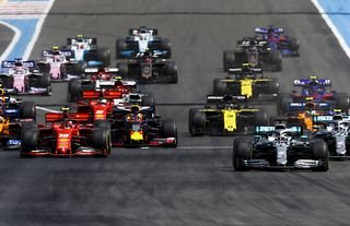 The French Grand Prix will take place on 20th June 2021