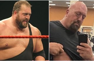 The Big Show now has 'giant abs' as remarkable weight loss journey proves he's shredded