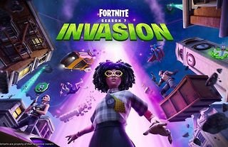 The new season of Fortnite is titled Invasion