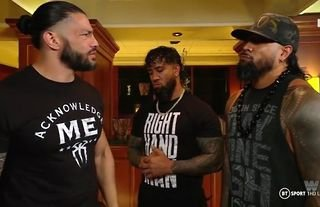WWE have big plans for Reigns and The Usos at SummerSlam