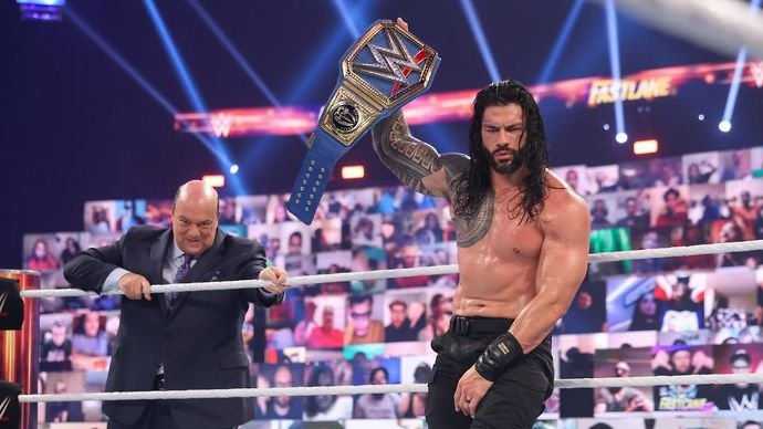 Reigns is on the best run of his life in WWE