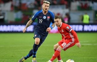 Portsmouth eyeing up summer swoop for Wales international Joe Morrell