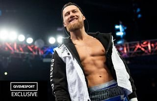 NXT UK star Mark Andrews discusses his future aspirations in WWE