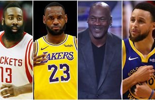 Curry 20th, Harden 14th, LeBron 4th: The 20 richest NBA players of all time revealed