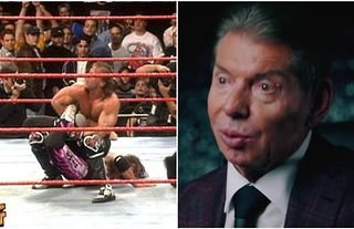 McMahon shares his side of infamous WWE Montreal Screwjob story involving Hart