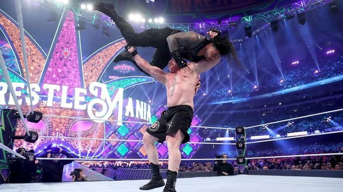 Reigns and Lesnar could clash in WWE once again