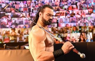 McIntyre is desperate to face unlikely WWE star in the future