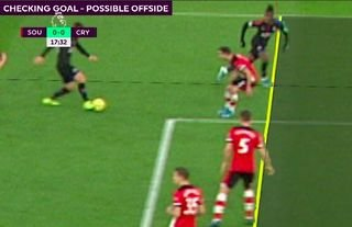 Armpit offsides are set to be a thing of the past