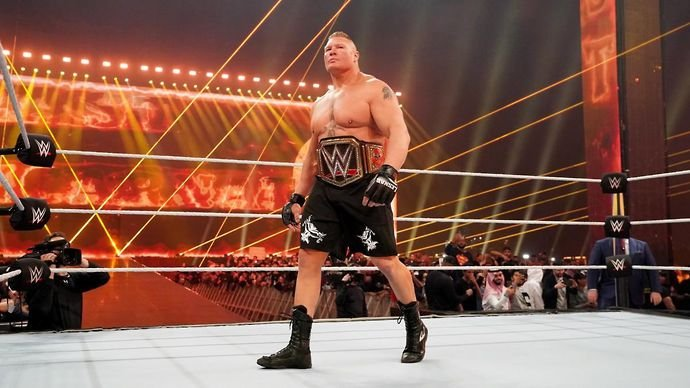 Lesnar will not be at SummerSlam according to reports