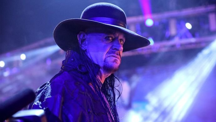 The Undertaker is impressed with Reigns work in WWE
