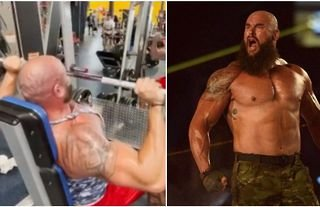 Braun Strowman now looks almost unrecognisable after shock WWE release