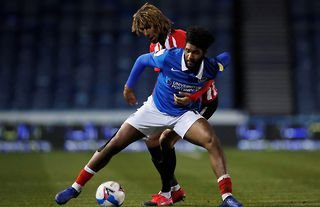 Portsmouth forward Ellis Harrison linked with exit as League One sides circle