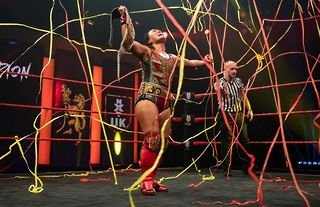 WWE NXT UK crowned a new champion this week
