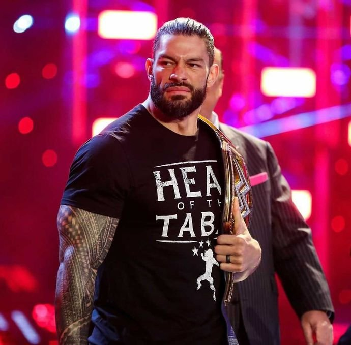 Reigns has been praised by The Undertaker