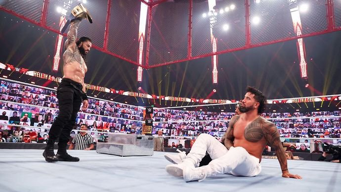 Reigns vs Uso was an incredible WWE storyline