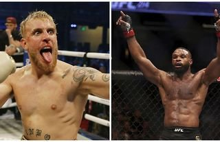 Jake Paul will take on Tyron Woodley on 28th August 2021.
