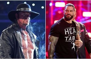 The Undertaker wants a WWE match with heel Reigns