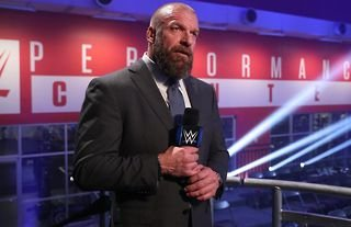 Triple H shares criticism of WWE fans