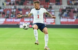 Kieran Trippier is expected to start at left-back vs Croatia