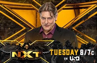 Regal has teased major changes to WWE NXT