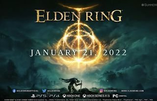 Elden Ring is launching in January 2022