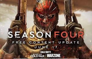 Warzone Season 4 will be released on 17th June 2021.