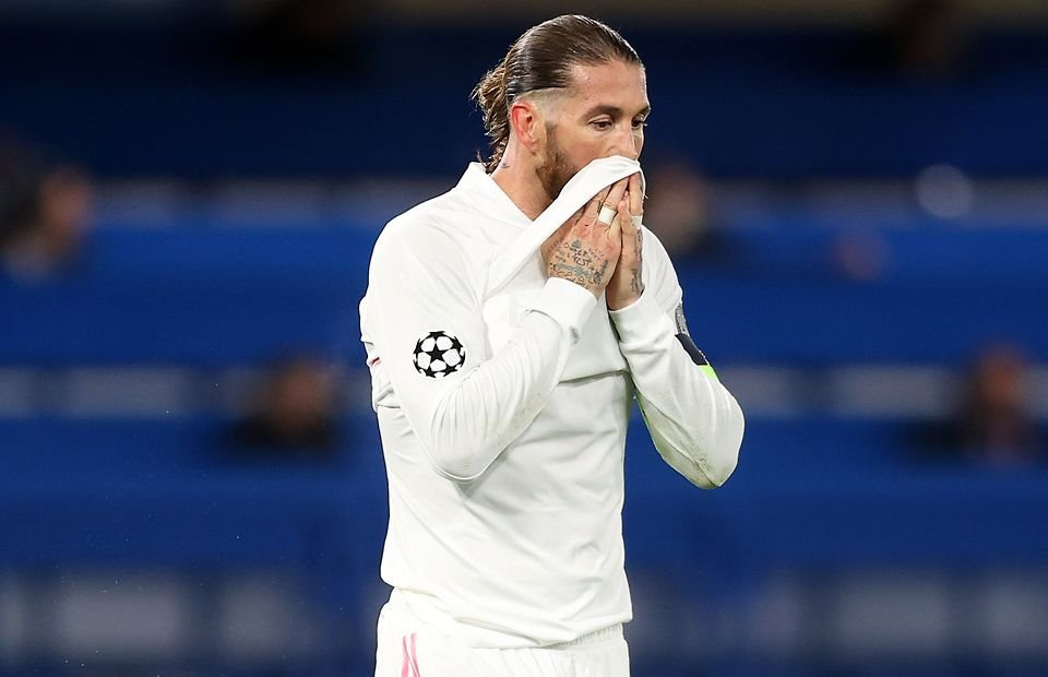 Sergio Ramos: Real Madrid confirm captain is leaving the club