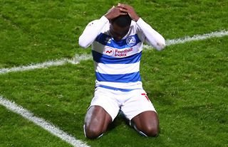 Bright Osayi-Samuel in action for QPR before moving to Fenerbahce