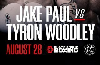 Jake Paul and Tyron Woodley will fight in August