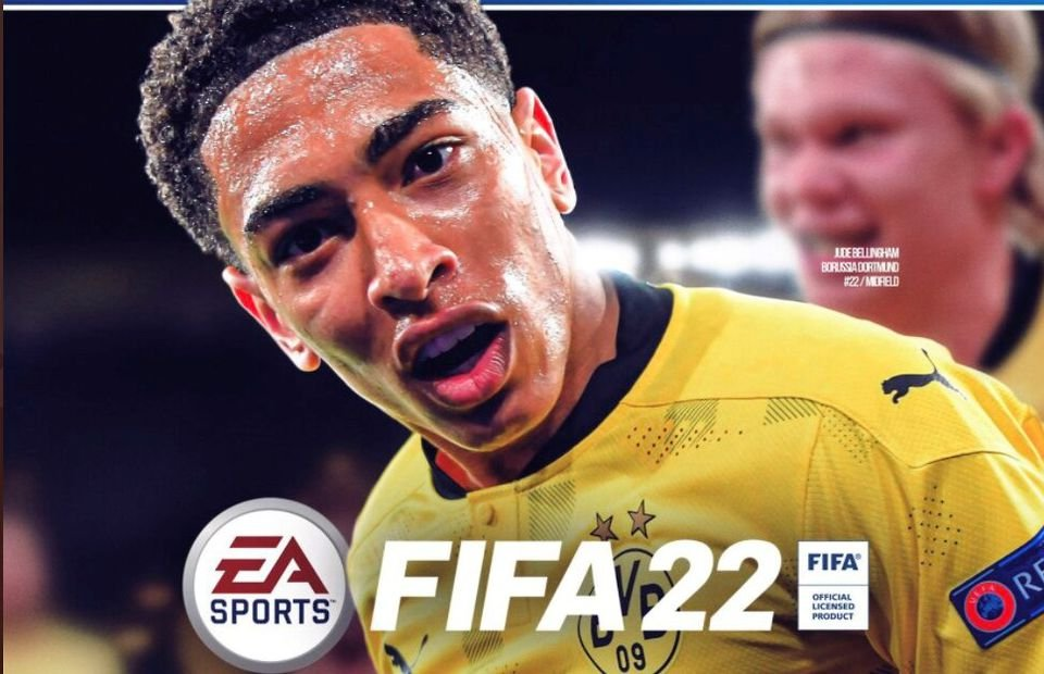 FIFA 22: Who Is On The Cover? | GiveMeSport