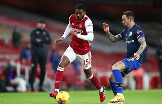 Watford weighing up swoop for Arsenal midfielder Ainsley Maitland-Niles